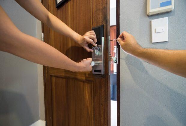 Better Door Lock System