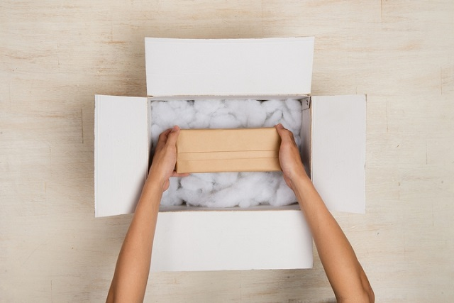 Moving Tip 2: Place Similar Items Together