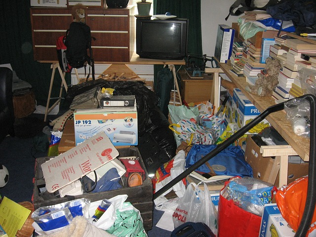 Moving Tip 1: Get Rid of Clutter